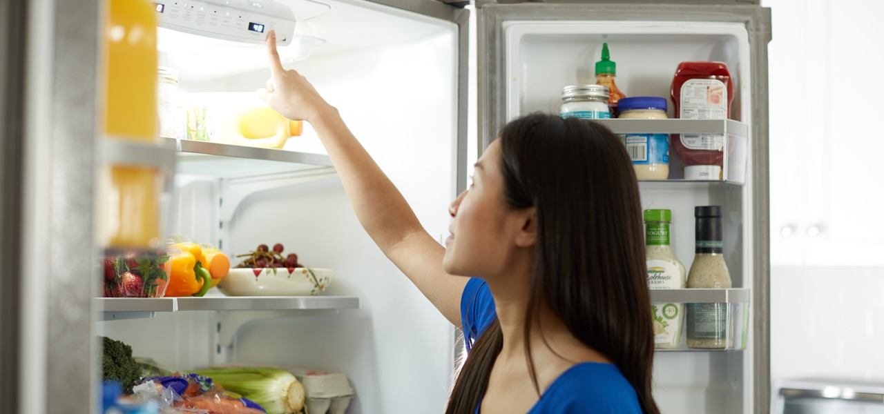Set refrigerators to 38 degrees