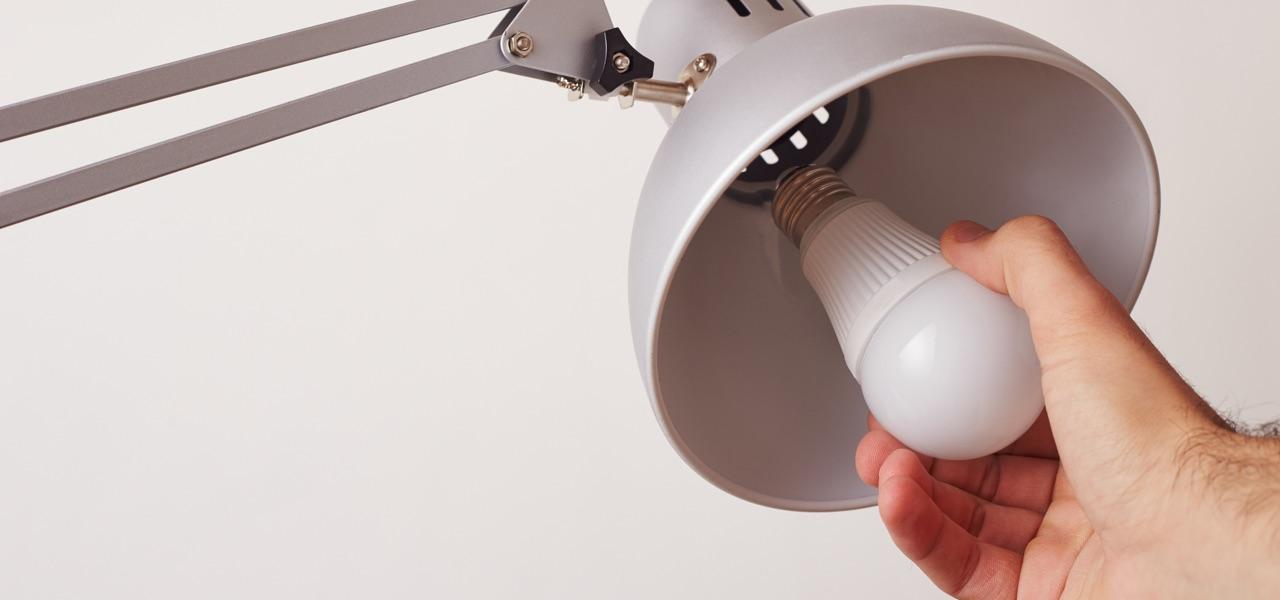 LEDs use 75% less energy